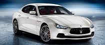 Maserati Ghibli Debuts at Shanghai Motor Show [Photo Gallery]