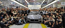 Maserati Going Mainstream With 10,000 Models Produced in Grugliasco
