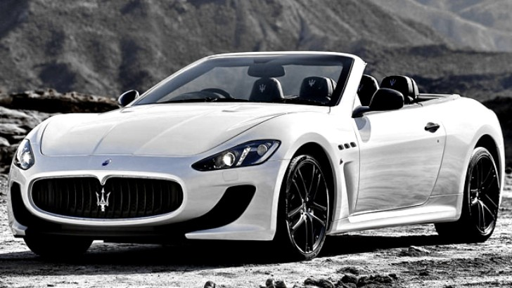 Maserati GranCabrio MC Stradale Gets Official Reveal
