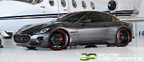 Maserati GranTurismo Gets COR Wheels [Photo Gallery]
