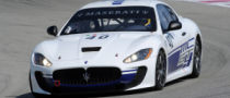 Maserati GranTurismo MC First Track Run