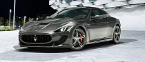 Maserati GranTurismo MC Stradale Can Now Terrorize Four People
