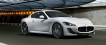 Maserati GranTurismo MC Stradale Unveiled Ahead of Paris