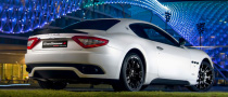 Maserati GranTurismo S MC Sport Line Limited Edition Rolled Out