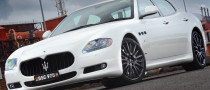 Maserati Is Open for Business in Japan