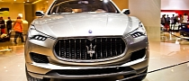 Maserati Kubang Entering Production in 2014