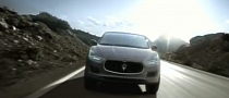 Maserati Kubang SUV Official Video Released