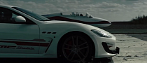 Maserati MC Stradale Takes On a Jet Fighter [Video]