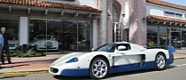 Maserati MC12 in California For Sale on eBay [Photo Gallery]