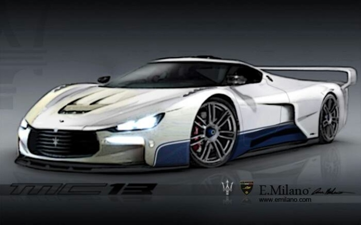 Maserati Mc13 Rendering Proves Quot Lamaserati Quot Might Work