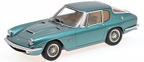 Maserati Mistral Becomes Gorgeous 1:18 Miniature
