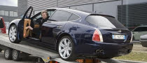 Maserati Quattroporte Bellagio Up For Grabs