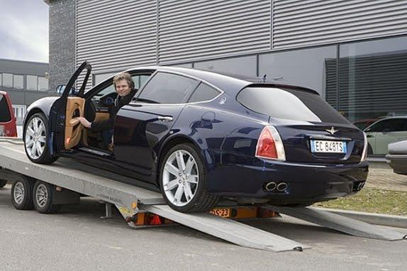 Maserati Quattroporte Bellagio Up For Grabs Autoevolution