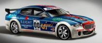Maserati Quattroporte Race Car Heading to Superstars Series