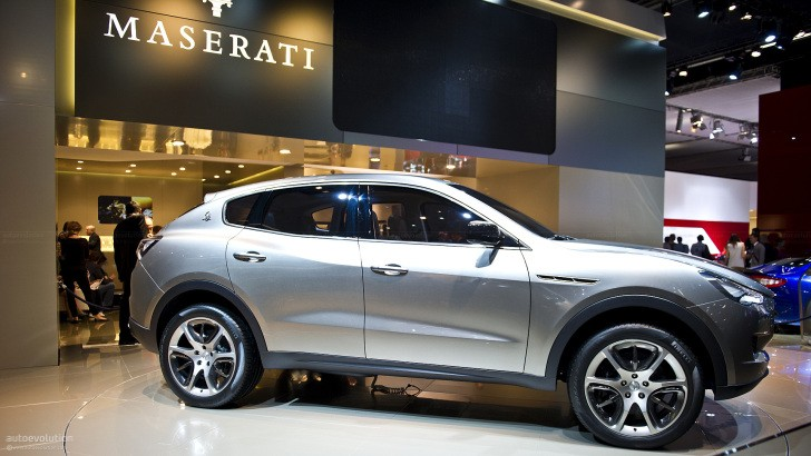 Maserati SUV Could Be Called the Cinqueporte