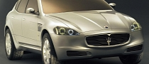 Maserati SUV to Be Revealed in Frankfurt
