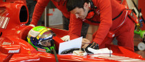 Massa Admits Pain in His Neck During Mugello Test