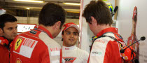 Massa May Never Race Again Due to Eye Damage