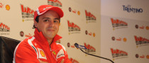 Massa Pins 2011 Hopes on Pirelli Tires