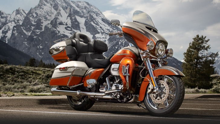 Massive Harley Davidson Touring And Cvo Touring Recall For