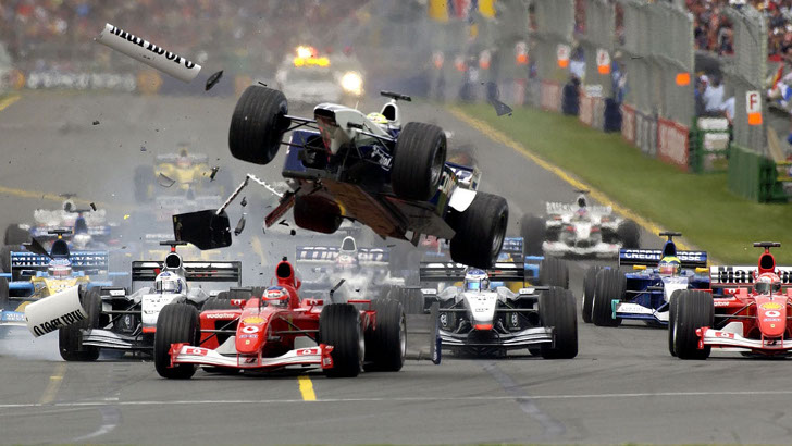 Massive Motorsport Crashes - It's Not All About the Racing - autoevolution