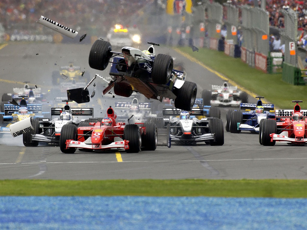 Massive Motorsport Crashes - It\'s Not All About the Racing ...
