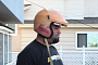 "Matt Farah Paints His Helmet Like ""The Donald"" [Video]"
