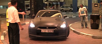 Matte Black Nissan GT-R Looks Menacing in Dubai [Video]