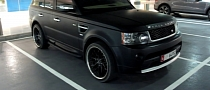 Matte Black Range Rover Sport Autobiography [Video]
