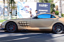 Matte Gold SLR McLaren 722 Edition Spotted [Video]