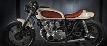 Matteucci Garage's Suzuki GS550 Is the Embodiment of Moto Grace