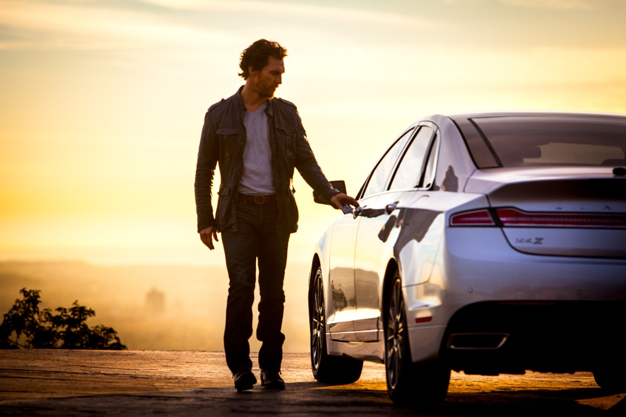 Matthew Mcconaughey Talks About Balance In New Lincoln Ads
