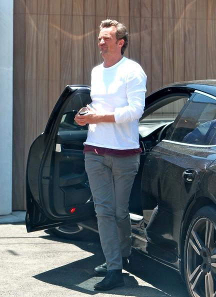 Matthew Perry And His Porsche Panamera Autoevolution