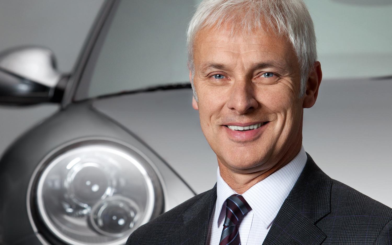 Update Matthias M 252 Ller Is The New Volkswagen Group Ceo 5