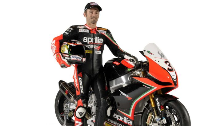 Max Biaggi Denies Rumors on His Comeback