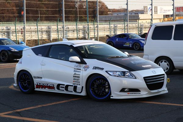 Max Racing Honda Cr Z