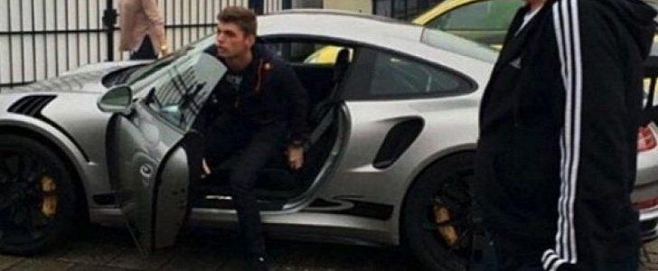 Max Verstappen Bought Himself A Porsche Gt Rs