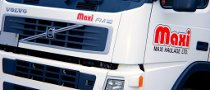 Maxi Haulage Pleased with Volvo Trucks FMS