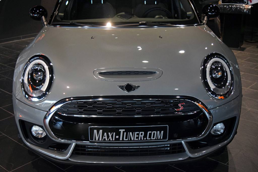 maxi tuner reveals mini cooper s clubman with 225 hp for essen motor show   autoevolution