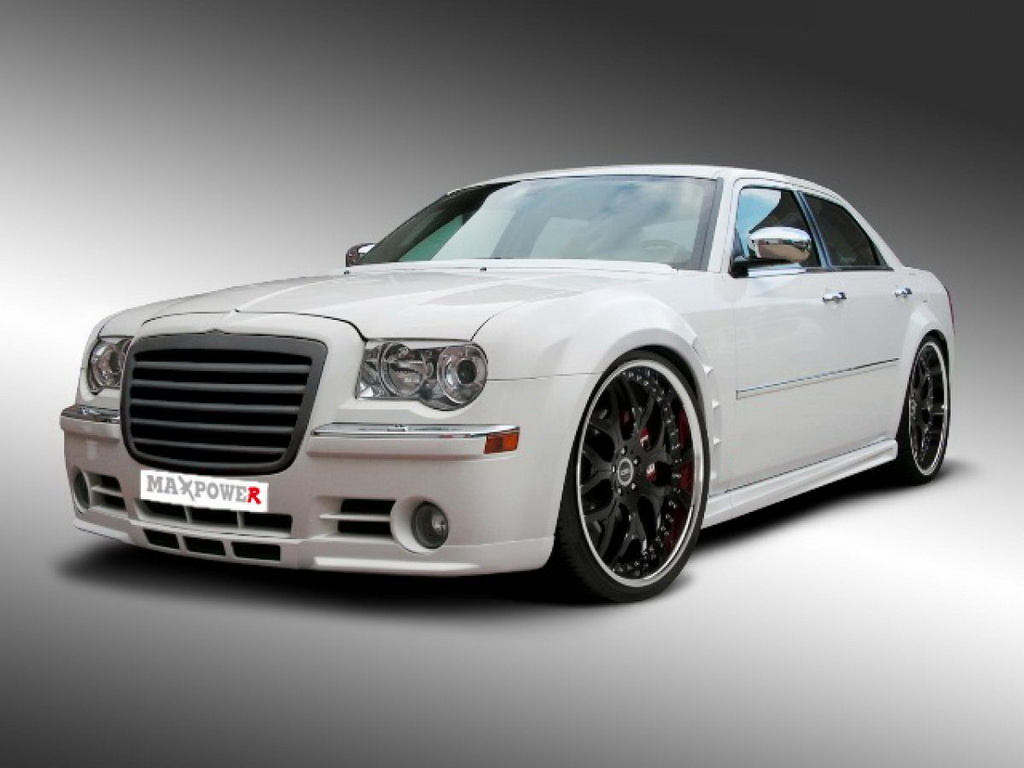 Maxpower tunes the chrysler 300c autoevolution for Chrysler 300cc