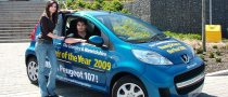 May The Best Young Driver Win ... a Peugeot 107!