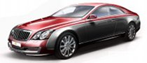 Maybach Coupe Coming