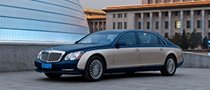 Maybach Range Facelifted for the Beijing Auto Show