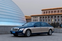 Maybach 62 - photo