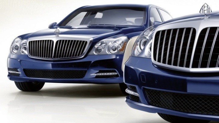 Maybach Selling Existing Inventory with Huge Discounts