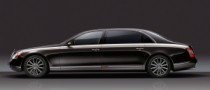 Maybach Zeppelin Nameplate Makes a Return at Geneva