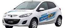Mazda 2 / Demio Goes Electric