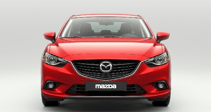 Mazda 6 Coupe to Arrive in 2014