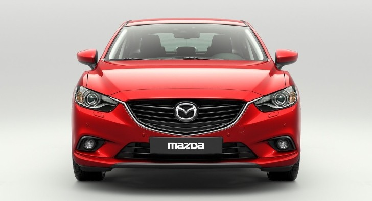 Mazda 6 Kicking Off Introduction of Multiple New Models