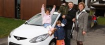Mazda and SOS Children's Villages Renew Partnership